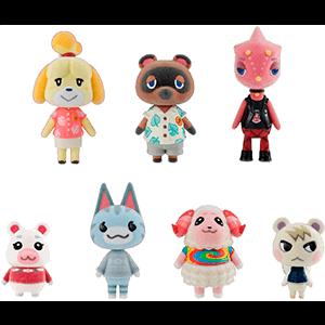Figura Animal Crossing Tomodachi Doll Surtido