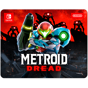 Metroid Dread - Alfombrilla