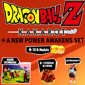 Dragon Ball Z: Kakarot NSW - DLC