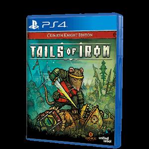 Tails of Iron Crimson Knight Edition