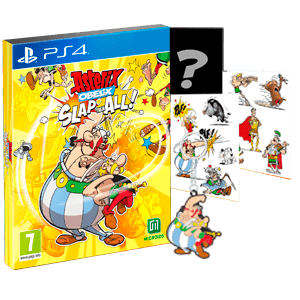 Asterix & Obelix Slap Them All Edicion Limitada