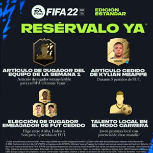 FIFA 22 - DLC PS4