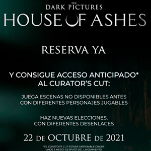 The Dark Pictures Anthology: House of Ashes - DLC XONE