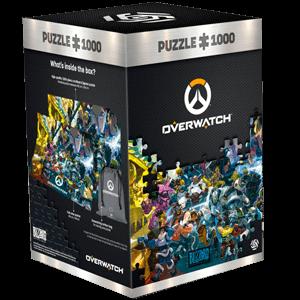 Puzzle Overwatch: Heroes 1.500 piezas