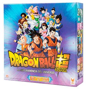 Juego mesa Dragon Ball Super