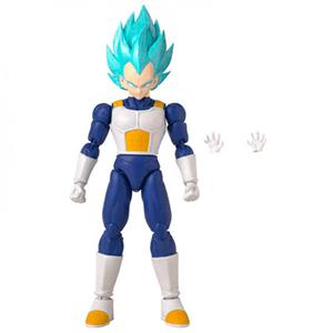 Figura Dragon Ball Super: Super Saiyan Blue Vegeta 17cm