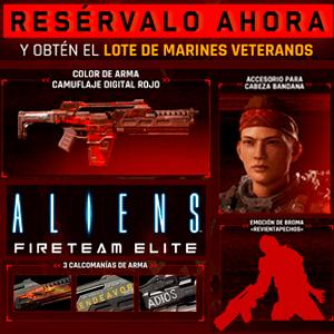 Aliens Fireteam Elite - DLC PS4