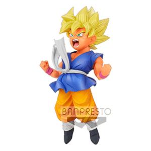 Figura Banpresto Dragon Ball Super: Super Saiyan Son Goku vol. 16