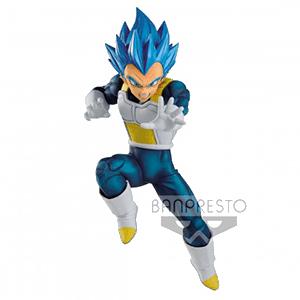 Figura Banpresto Dragon Ball Super: Super Saiyan God Super Saiyan Vegetta Evolution