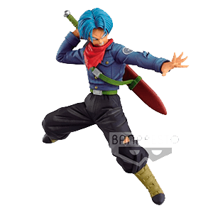 Figura Banpresto Dragon Ball Super: Trunks vol. 7