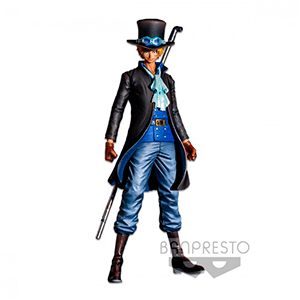Figura Banpresto One Piece: The Sabo