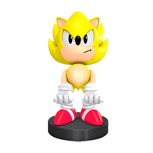 Cable Guy Sonic: Super Sonic