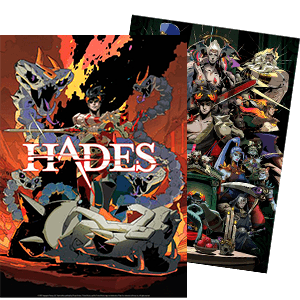 Hades - Póster