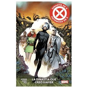 Marvel Premiere.  Dinastía de X: Potencias de X nº 1