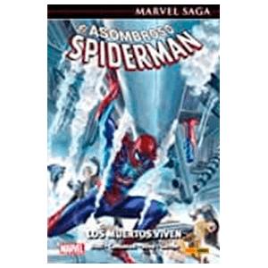Marvel Saga. El Asombroso Spider-Man nº 54: Los Muertos Viven