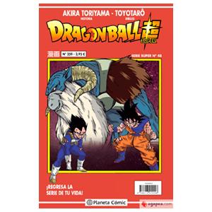 Dragon Ball Serie Roja nº 259