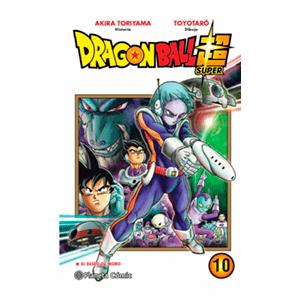 Dragon Ball Super nº 10
