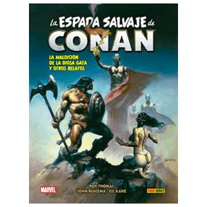 La Espada Salvaje de Conan nº 4