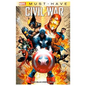 Marvel Must Have: Civil War