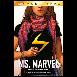 Marvel Must Have. Ms. Marvel: Fuera de lo Normal