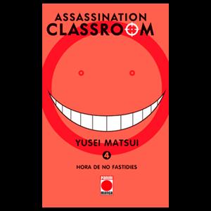 Assasination Classroom nº 04