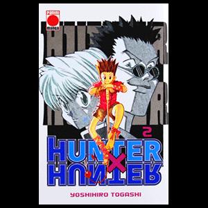 Hunter X Hunter nº 02