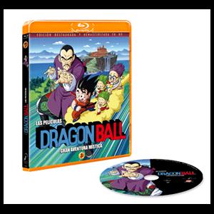 Dragon Ball Película 3 Gran Aventura Mística