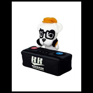 Peluche Animal Crossing: DJ Keke 17cm