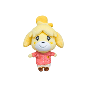 Peluche Animal Crossing: Canela 20cm