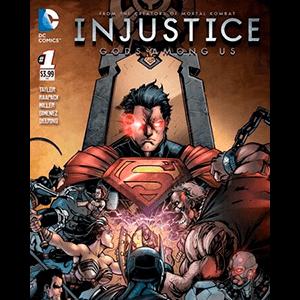 Injustice: Gods Among Us nº 01