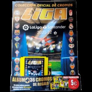 Starter Pack La Liga 2021/2022