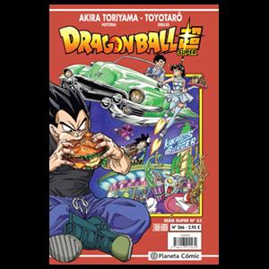 Dragon Ball Serie Roja nº 266