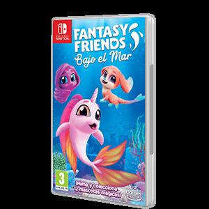 Fantasy Friends: Bajo el Mar