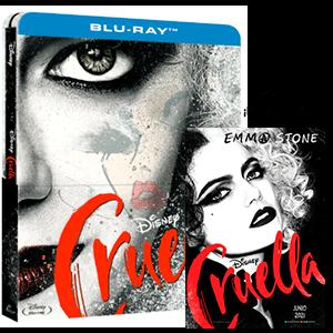 Cruella Edición Steelbook