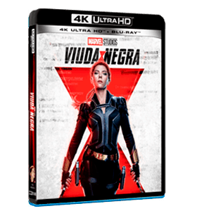 Viuda Negra 4K + BD