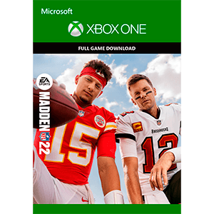 Madden Nfl 22: Standard Edition Xbox One