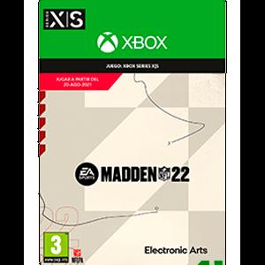 Madden Nfl 22: Standard Edition Xbox Series X