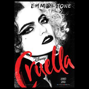 Cruella - Póster