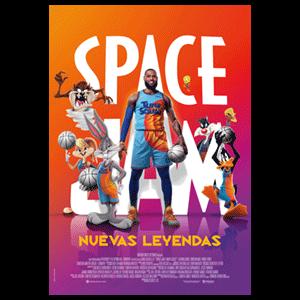 Space Jam Nuevas Leyendas - Póster