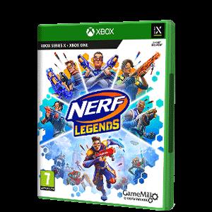 Nerf Legends