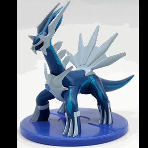 Pokémon Diamante Brillante - Figura Dialga