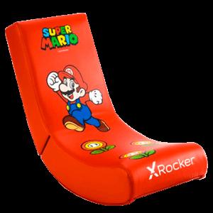 Silla X Rocker - Super Mario ALL-STAR Collection - Mario (REACONDICIONADO)
