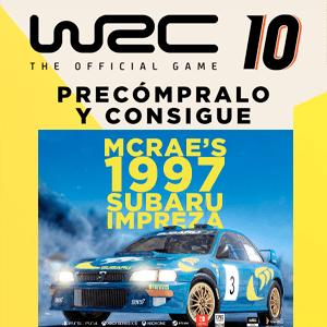 WRC 10 - DLC XONE