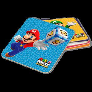 Mario Party Superstars - Set de posavasos