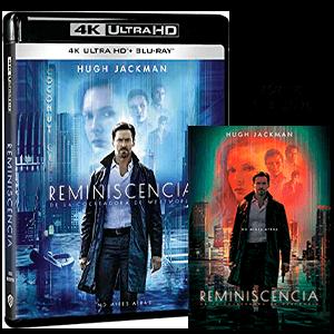 Reminiscencia 4K + BD