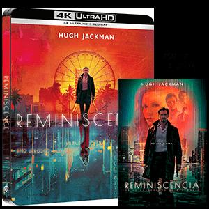 Reminiscencia 4K + BD Edición Steelbook