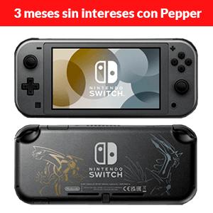 Nintendo Switch Lite Edición Dialga y Palkia