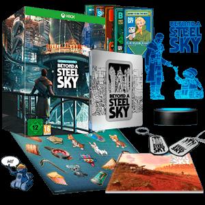 Beyond a Steel Sky - Utopia Edition