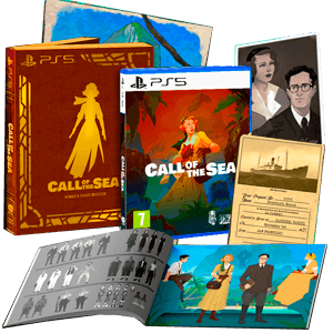 Call of the Sea – Norah's Diary Edition