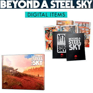 Beyond a Steel Sky - Cómic Digital